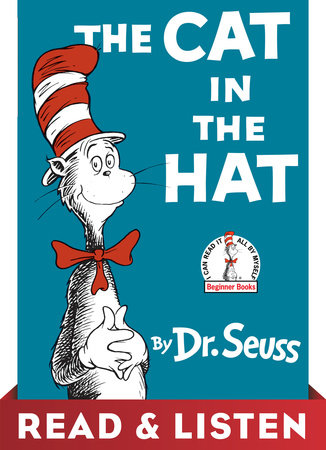 The Cat in the Hat: Read & Listen Edition Cover