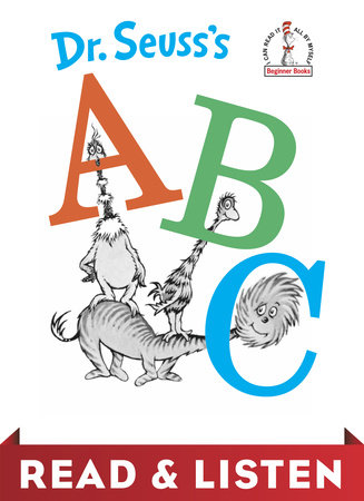Dr. Seuss's ABC: Read & Listen Edition by Dr. Seuss