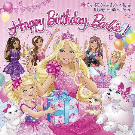 Happy Birthday, Barbie! (Barbie) by Mary Man-Kong