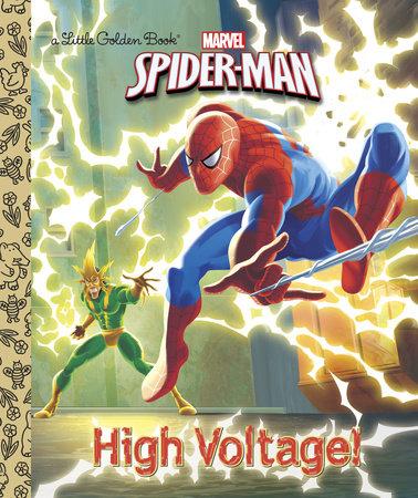 High Voltage! (Marvel: Spider-Man) by Frank Berrios
