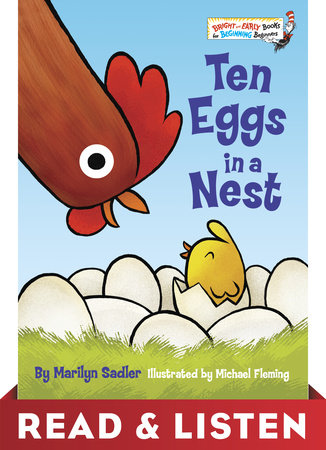 Ten Eggs in a Nest: Read & Listen Edition