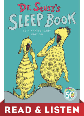 Dr. Seuss's Sleep Book: Read & Listen Edition Cover