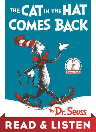 The Cat in the Hat Comes Back: Read & Listen Edition Cover