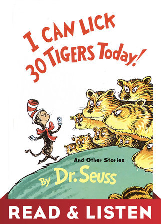 I Can Lick 30 Tigers Today! and Other Stories: Read & Listen Edition Cover