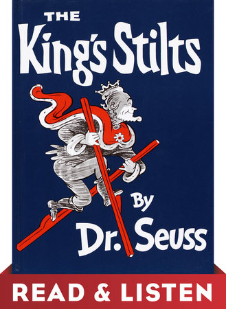 The King's Stilts: Read & Listen Edition Cover