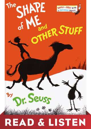 The Shape of Me and Other Stuff: Read & Listen Edition Cover