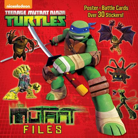 The Mutant Files (Teenage Mutant Ninja Turtles) by Random House
