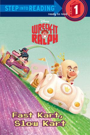 Fast Kart, Slow Kart (Disney Wreck-it Ralph) by Apple Jordan