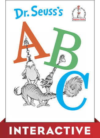 Dr. Seuss's ABC: Interactive Edition Cover