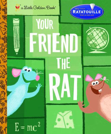 Your Friend the Rat by RH Disney