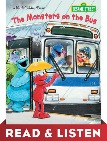 The Monsters on the Bus (Sesame Street): Read & Listen Edition by Sarah Albee
