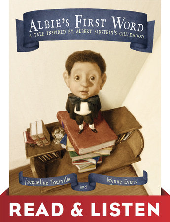 Albie's First Word: Read & Listen Edition by Jacqueline Tourville