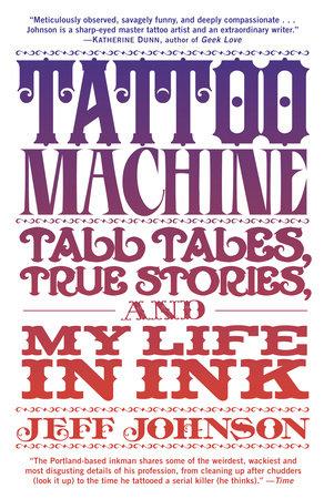 Tattoo Machine by Jeff Johnson