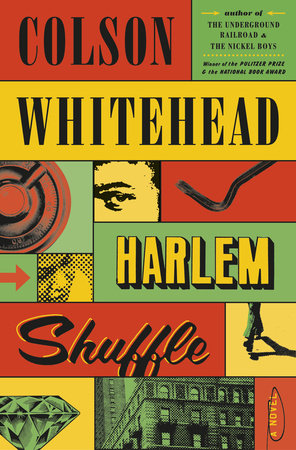 Harlem Shuffle Book Cover Picture