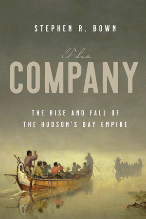 The Company by Stephen Bown