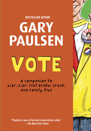 Vote by Gary Paulsen