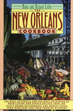 New Orleans Cookbook by Richard Collin