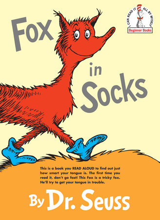 Fox in Socks Cover