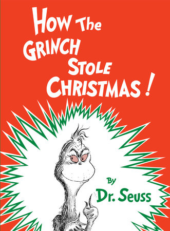 How the Grinch Stole Christmas! Cover