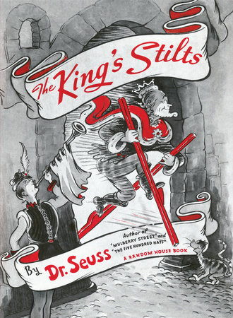 The King's Stilts Cover