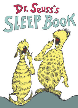 Dr. Seuss's Sleep Book Cover