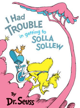 I Had Trouble in Getting to Solla Sollew Cover