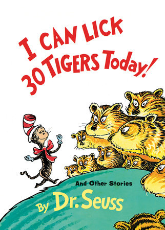 I Can Lick 30 Tigers Today! and Other Stories 50th Anniversary Edition Cover