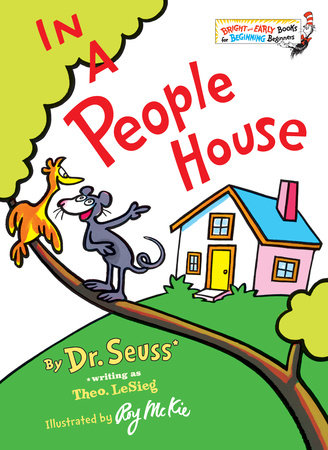 In a People House Cover
