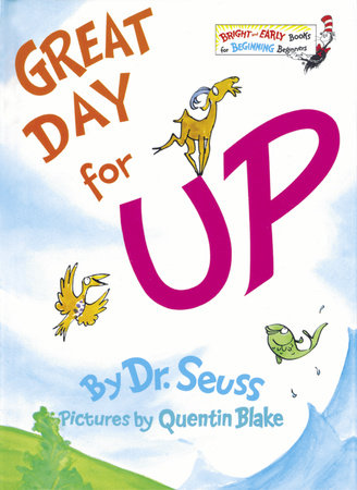 Great Day for Up! Cover