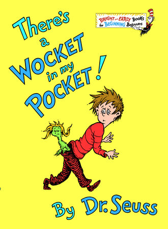 There's a Wocket in my Pocket Cover