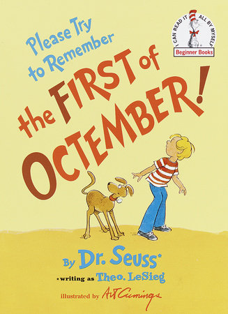 Please Try to Remember the First of Octember! Cover