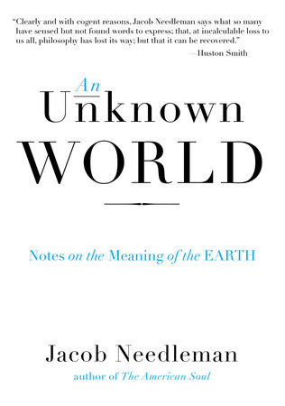 An Unknown World by Jacob Needleman