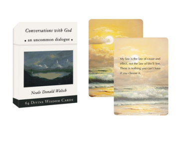 Conversations with God Divine Wisdom Cards