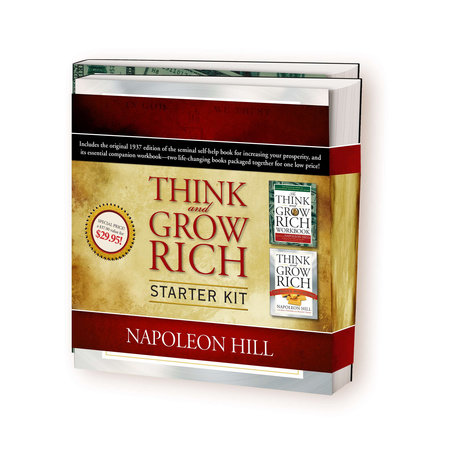 Think and Grow Rich Starter Kit by Napoleon Hill