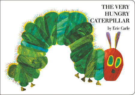 - The Very Hungry Caterpillar By Eric Carle: 9780525516194  PenguinRandomHouse.com: Books