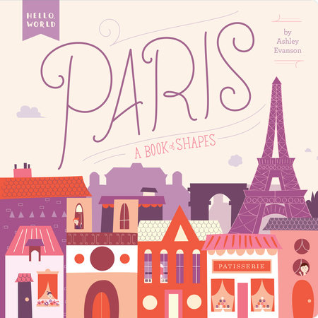 Paris by Ashley Evanson