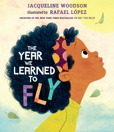 The Year We Learned to Fly by Jacqueline Woodson
