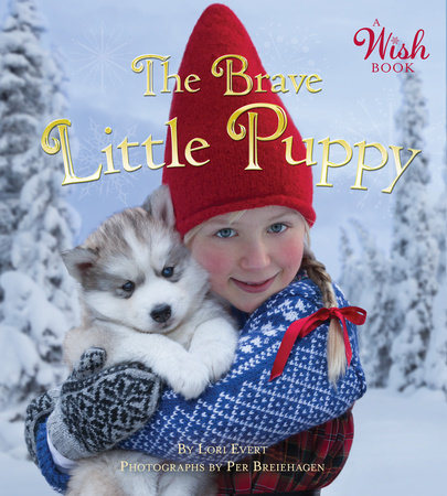 Brave Little Puppy by Lori Evert
