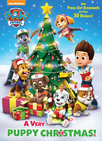 A Very Puppy Christmas! (PAW Patrol) by Golden Books