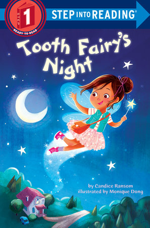 Tooth Fairy's Night by Candice Ransom