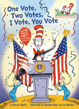 One Vote, Two Votes, I Vote, You Vote Cover