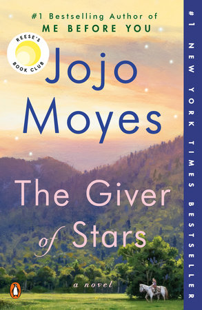 The Giver of Stars by Jojo Moyes