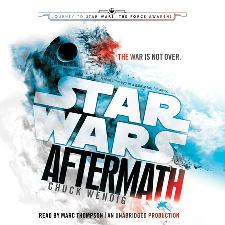 Aftermath: Star Wars by Chuck Wendig