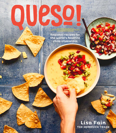 QUESO! by Lisa Fain