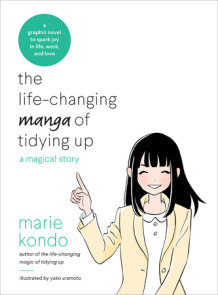The Life-Changing Manga of Tidying Up