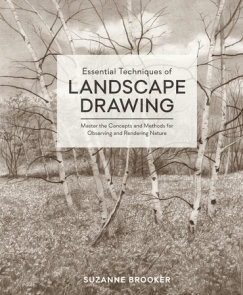Essential Techniques of Landscape Drawing