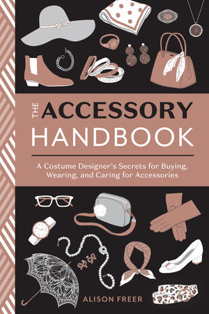 The Accessory Handbook by Alison Freer