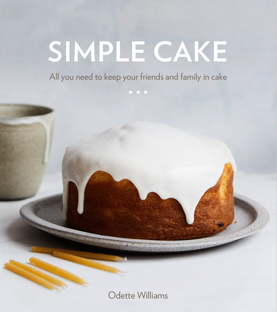 Simple Cake by Odette Williams