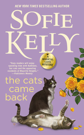 The Cats Came Back by Sofie Kelly