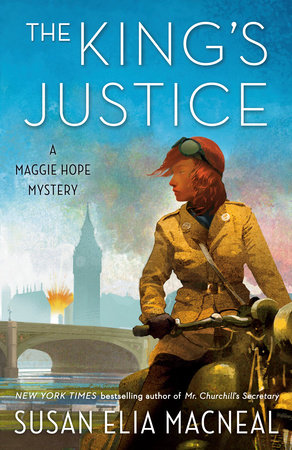 The King's Justice by Susan Elia MacNeal